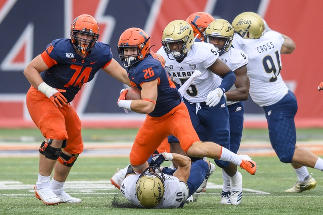 Bowling Green vs. Akron - 11/2/19 College Football Pick, Odds, and Prediction
