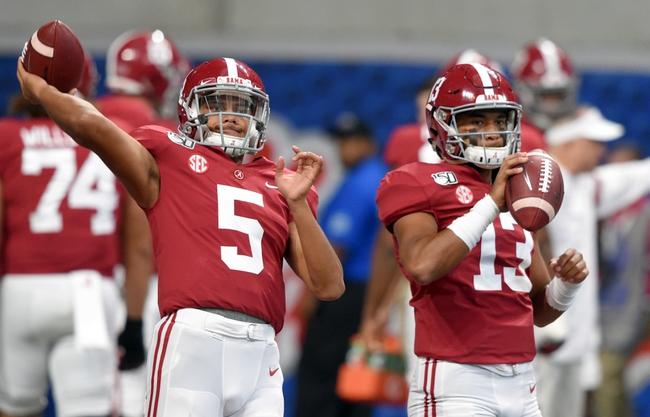 Taulia Tagovailoa Transfer: 5 Schools To Land Alabama Quarterback