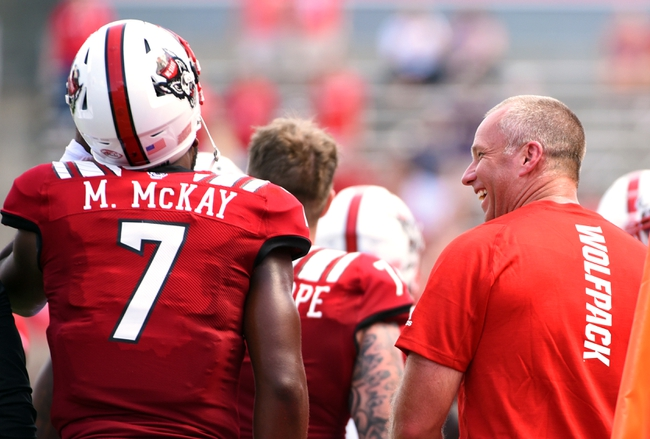 NC State vs. Western Carolina - 9/7/19 College Football Pick, Odds, and Prediction