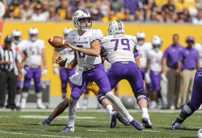James Madison vs. Weber State - 12/21/19 College Football Pick, Odds, and Prediction