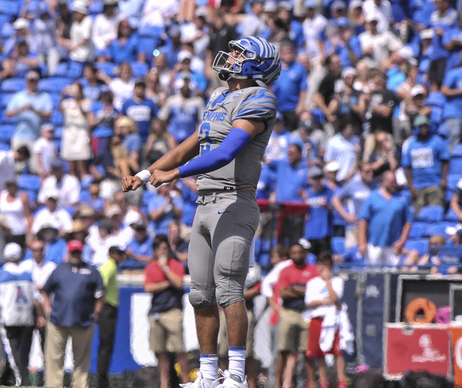 Memphis vs. Southern - 9/7/19 College Football Pick, Odds, and Prediction