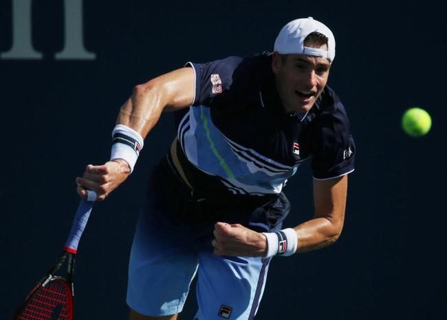 Stefanos Tsitsipas vs. John Isner - 10/4/19 China Open Tennis Pick, Odds, and Prediction