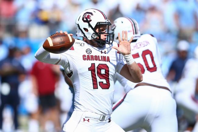 South Carolina vs. Charleston Southern - 9/7/19 College Football Pick, Odds, and Prediction