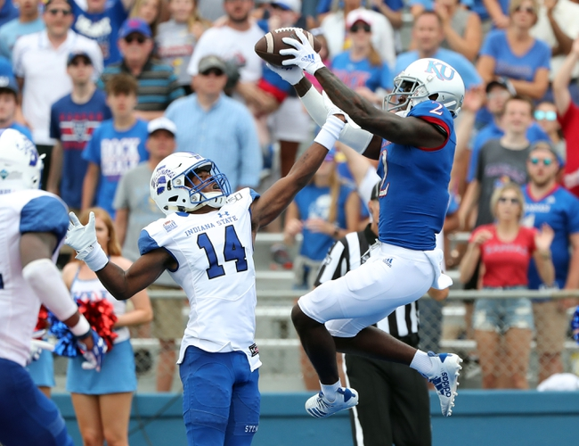 Kansas vs. Coastal Carolina - 9/7/19 College Football Pick, Odds, and Prediction
