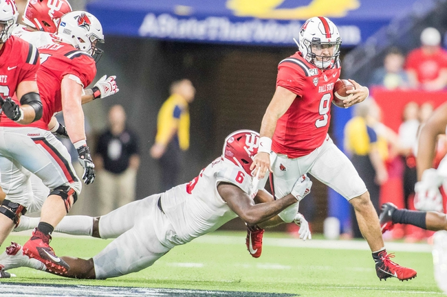 Ball State vs. Fordham - 9/7/19 College Football Pick, Odds, and Prediction