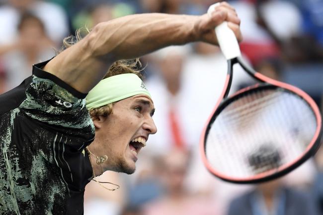 Alexander Zverev vs. Dominic Thiem - 11/16/19 ATP Finals Tennis Pick, Odds, and Prediction