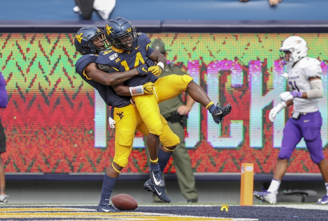 Missouri vs. West Virginia - 9/7/19 College Football Pick, Odds, and Prediction