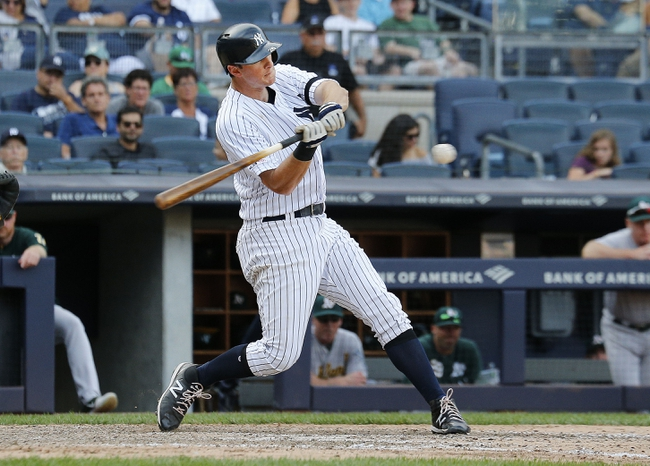 New York Yankees vs. Oakland Athletics - 9/1/19 MLB Pick, Odds, and Prediction