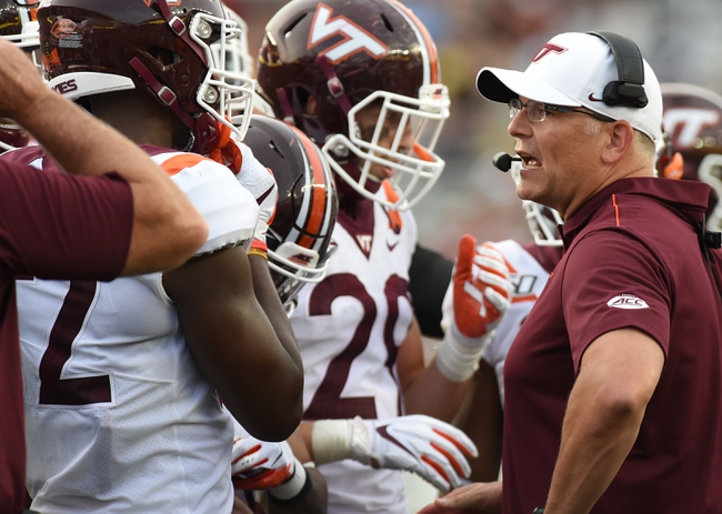 Virginia Tech Hokies 2020 Win Total - College Football Pick, Odds and Prediction