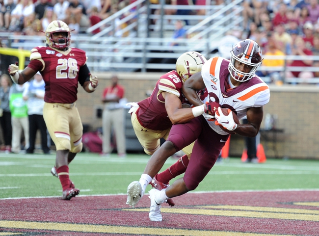 Virginia Tech Hokies vs. Pittsburgh Panthers - 11/23/19 College Football Pick, Odds, and Prediction