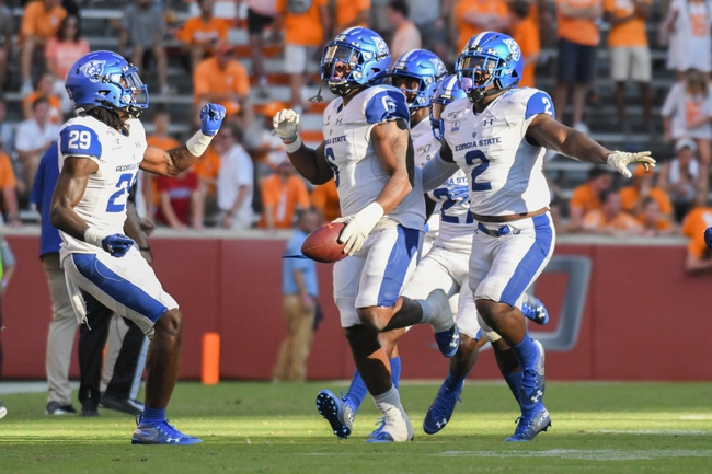 Georgia State vs. Army Black Knights - 10/19/19 College Football Pick, Odds, and Prediction