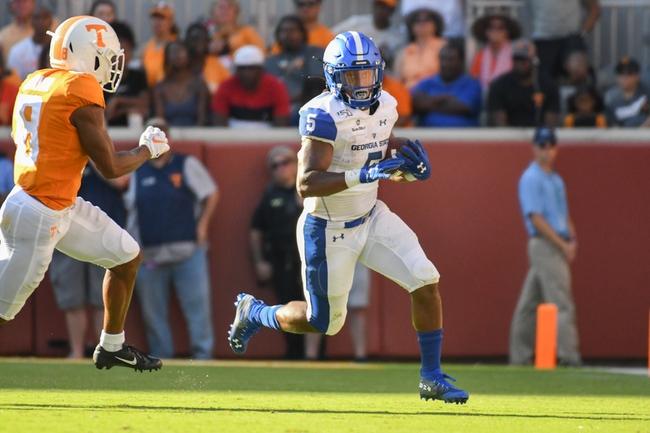 Louisiana-Monroe vs. Georgia State - 11/9/19 College Football Pick, Odds, and Prediction