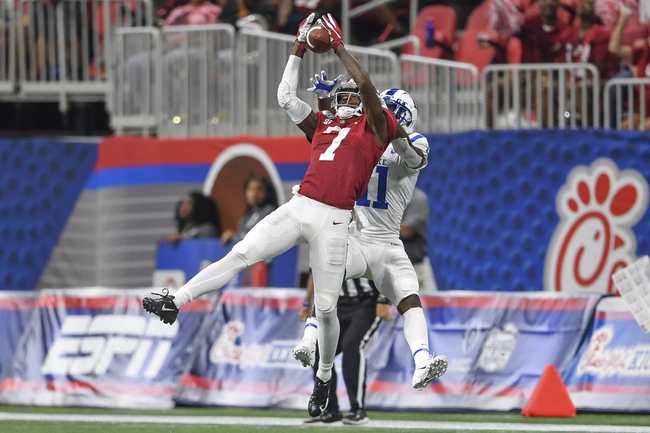 Trevon Diggs 2020 NFL Draft Profile, Pros, Cons, and Projected Teams