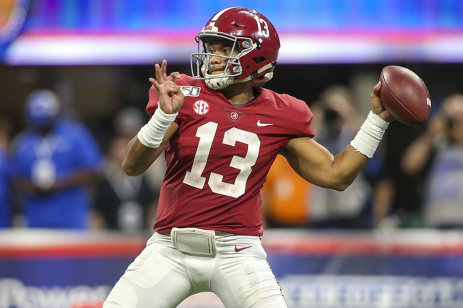 South Carolina vs. Alabama - 9/14/19 College Football Pick, Odds, and Prediction