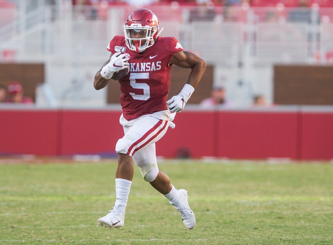 Ole Miss vs. Arkansas - 9/7/19 College Football Pick, Odds, and Prediction