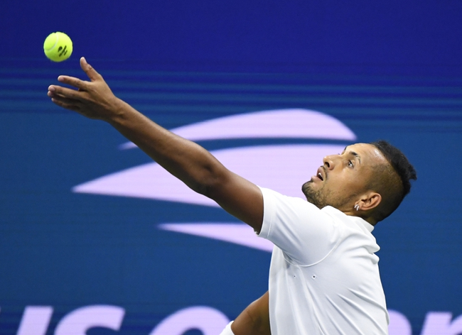 Nick Kyrgios vs. Ugo Humbert - 2/25/20 Acapulco Open Tennis Pick, Odds, and Predictions