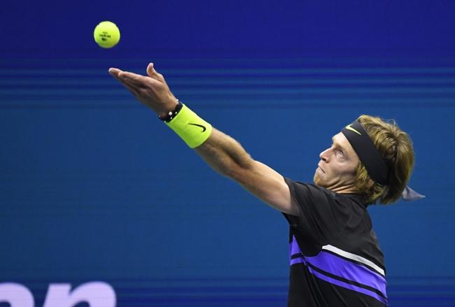 Andrey Rublev vs. Dan Evans - 2/27/20 Dubai Open Tennis Pick, Odds, and Predictions