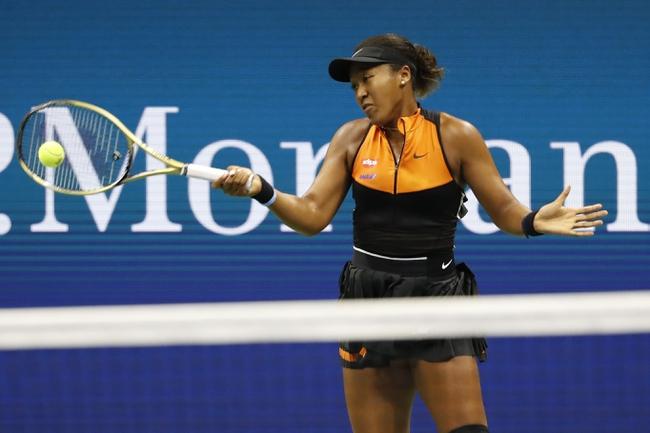 Naomi Osaka vs. Marie Bouzková - 1/20/20 Australian Open Tennis Pick, Odds & Prediction