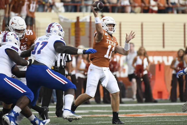 Texas vs. LSU - 9/7/19 College Football Pick, Odds, and Prediction