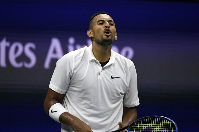 Nick Kyrgios vs. Tommy Paul - 2/17/20 Delray Beach Open Tennis Pick, Odds, and Predictions