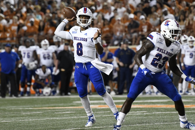 Louisiana Tech vs. Massachusetts - 10/12/19 College Football Pick, Odds, and Prediction