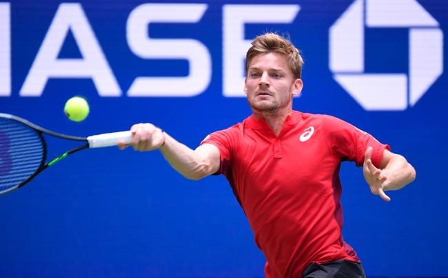 David Goffin vs. Matteo Berrettini - 6/13/20 Ultimate Tennis Showdown Tennis Pick, Odds, and Predictions