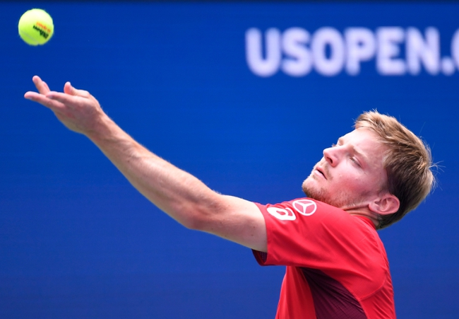 David Goffin vs. Lloyd Harris 9/2/2020 US Open Tennis Pick, Odds, and Prediction
