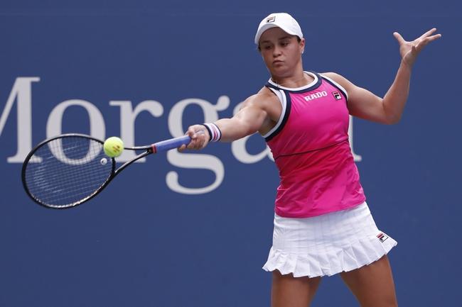 Ashleigh Barty vs. Elena Rybakina - 1/24/20 Australian Open Tennis Pick, Odds & Prediction