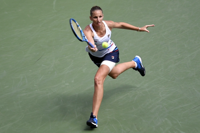 Elena Rybakina vs. Karolina Pliskova - 2/20/20 Dubai Open Tennis Pick, Odds, and Predictions