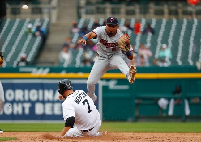 Detroit Tigers vs. Minnesota Twins - 9/2/19 MLB Pick, Odds, and Prediction