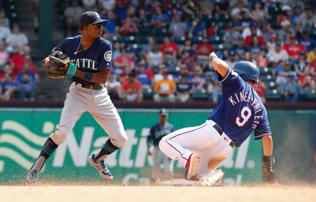 Texas Rangers vs. Seattle Mariners - 8/10/20 MLB Pick, Odds, and Prediction
