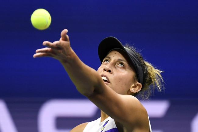 Madison Keys vs. Danielle Rose Collins - 1/9/20 Brisbane International Tennis Pick, Odds & Prediction