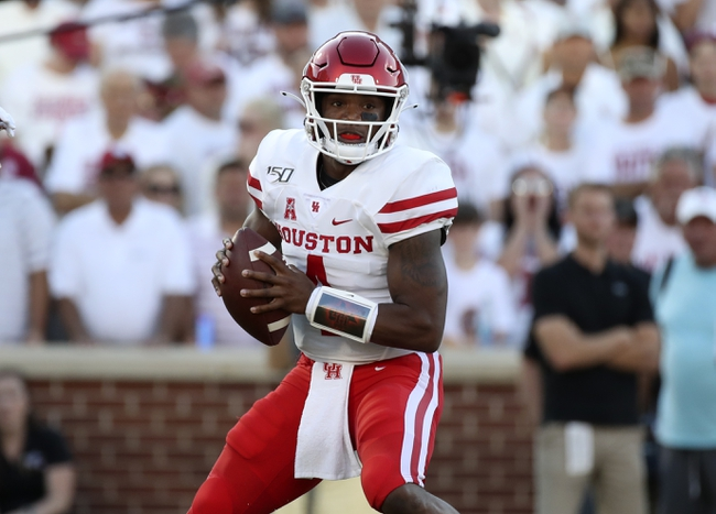 Houston vs. Prairie View - 9/7/19 College Football Pick, Odds, and Prediction