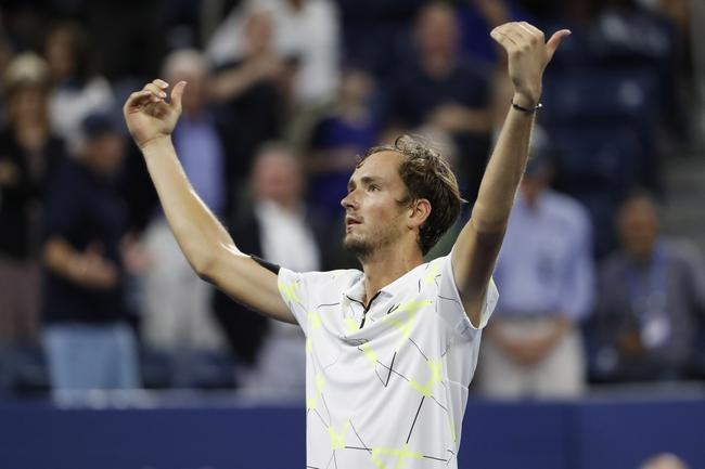 Daniil Medvedev vs. Jannik Sinner - 2/20/20 Marseille Open Tennis Pick, Odds, and Predictions