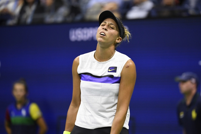 Madison Keys vs. Karolina Muchova - 9/30/19 China Open Tennis Pick, Odds, and Prediction