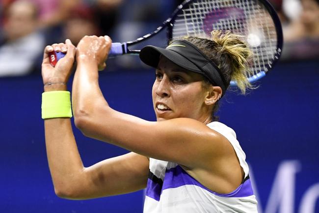 Madison Keys vs. Camila Giorgi - 9/23/19 Wuhan Open Tennis Pick, Odds, and Prediction