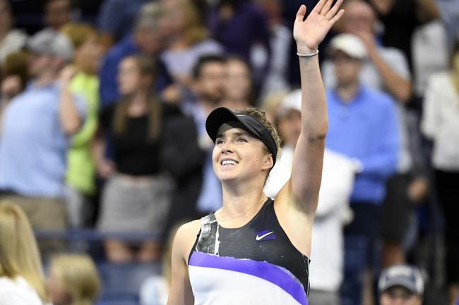 Elina Svitolina vs. Johanna Konta - 9/3/19 US Open Tennis Pick, Odds, and Prediction