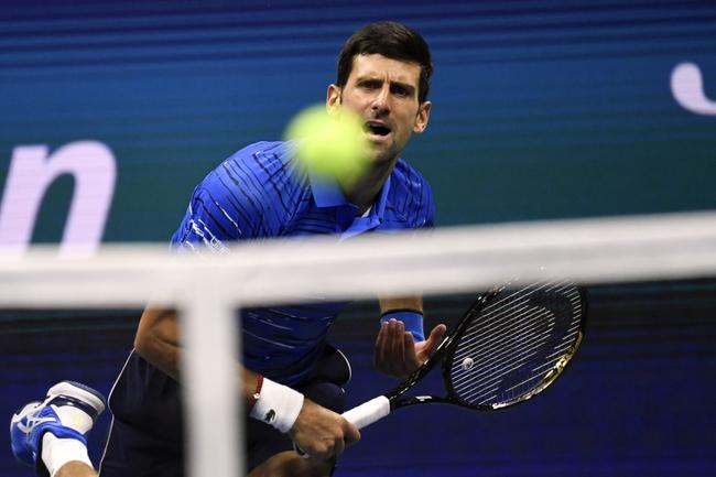 Novak Djokovic vs. Alexander Zverev - 6/14/20 Adria Tour Tennis Pick, Odds, and Prediction