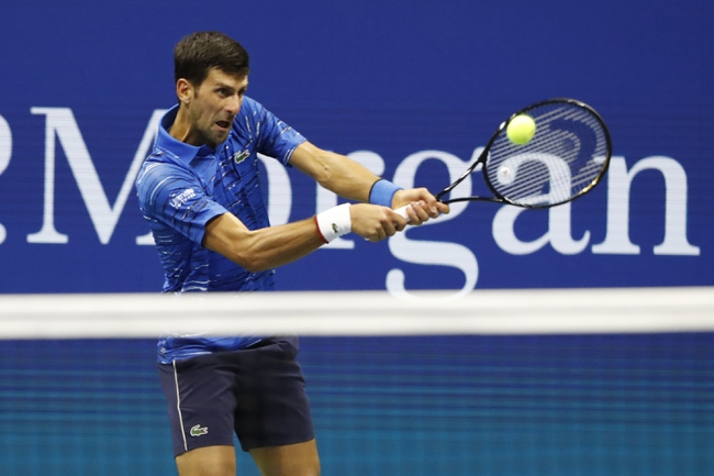 Novak DJokovic vs. Diego Schwartzman - 1/26/20 Australian Open Tennis Pick, Odds & Prediction