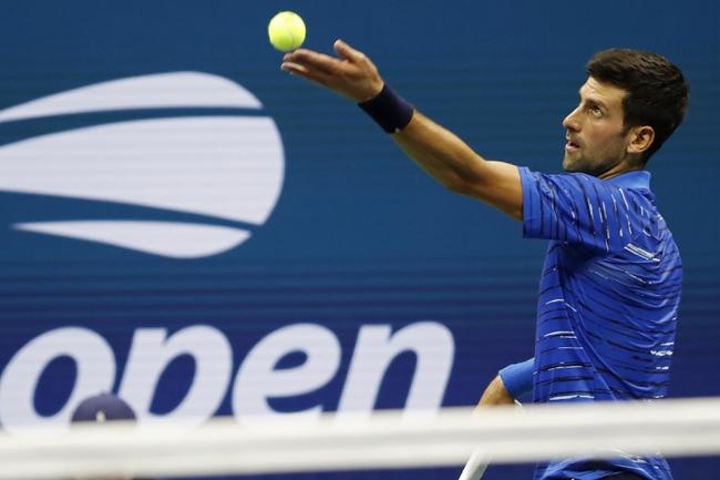 Novak Djokovic Vs Gael Monfils 2 28 20 Dubai Open Tennis Pick Odds And Predictions Pickdawgz