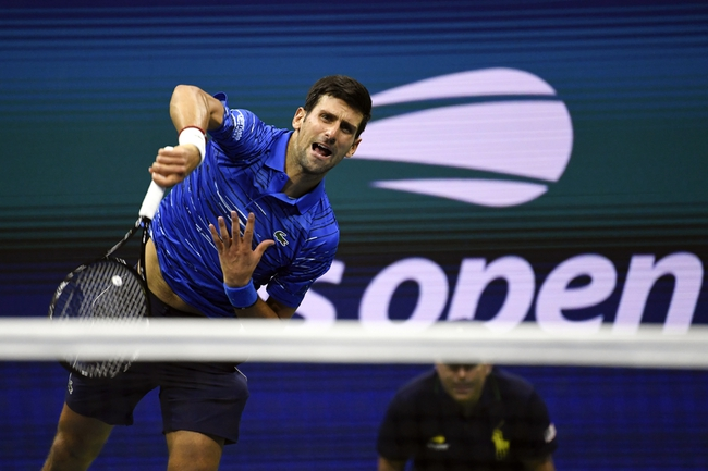 Novak Djokovic vs. Malek Jaziri - 2/24/20 Dubai Open Tennis Pick, Odds, and Predictions