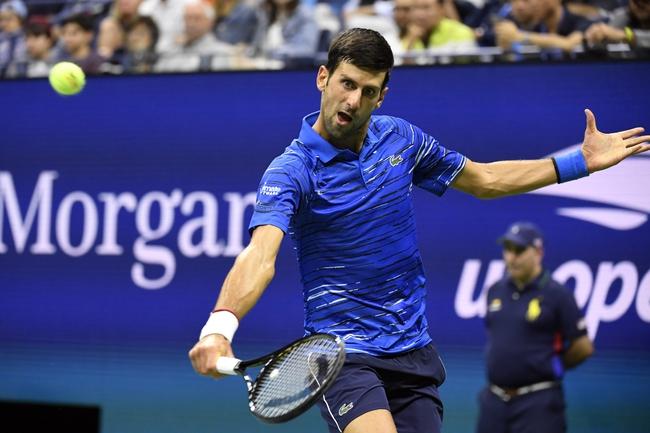 Novak Djokovic vs. Tatsuma Ito - 1/22/20 Australian Open Tennis Pick, Odds, and Prediction