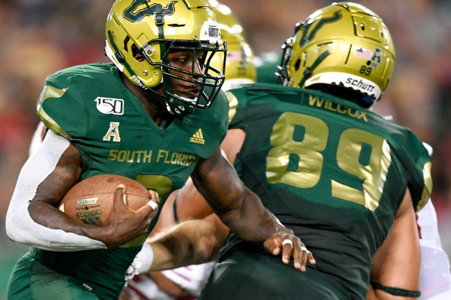 USF vs. Memphis - 11/23/19 College Football Pick, Odds, and Prediction