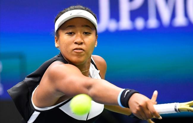 Naomi Osaka vs. Marie Bouzková - 1/20/20 Australian Open Tennis Pick, Odds, and Prediction