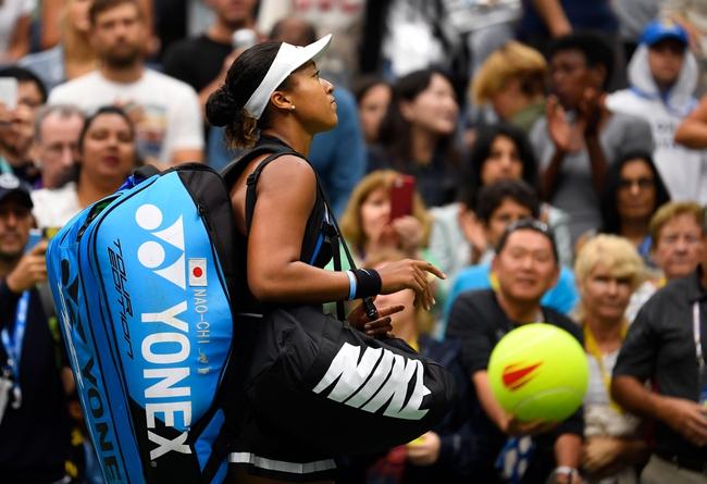 Anett Kontaveit vs. Naomi Osaka - 8/26/20 Cincinnati Tennis Pick, Odds, and Prediction