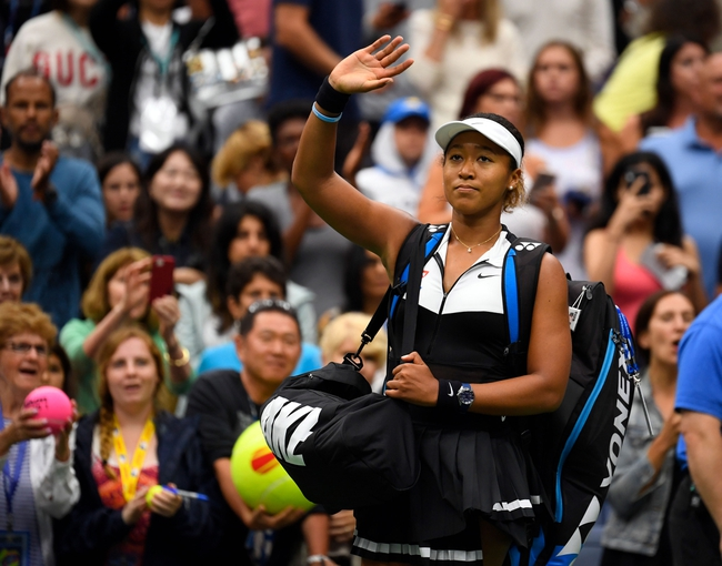 Ashleigh Barty vs. Naomi Osaka - 10/29/19 WTA Finals Tennis Pick, Odds, and Prediction