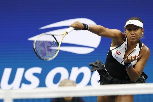 Naomi Osaka vs. Kiki Bertens - 1/10/20 Brisbane International Tennis Pick, Odds & Prediction