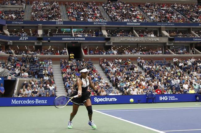 Naomi Osaka vs. Zheng Saisai - 1/22/20 Australian Open Tennis Pick, Odds & Prediction