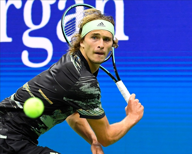 Alexander Zverev vs. Stan Wawrinka - 1/29/20 Australian Open Tennis Pick, Odds, and Prediction