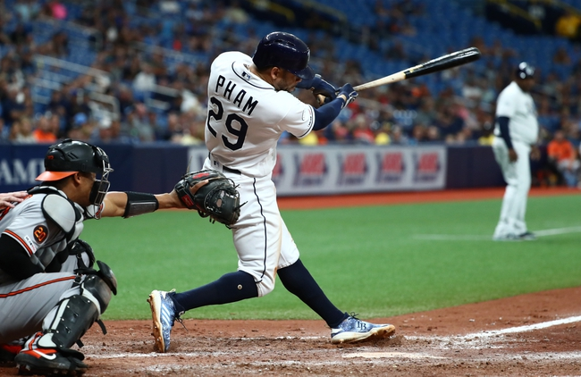 Tampa Bay Rays vs. Baltimore Orioles - 9/3/19 Game One MLB Pick, Odds, and Prediction